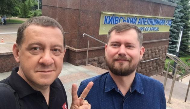 Суд знову відхилив позов Мураєва проти Муждабаева