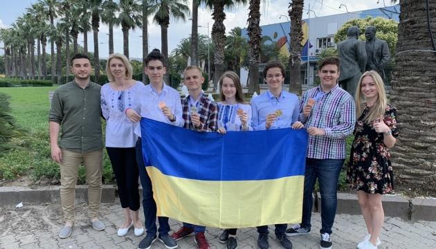 Українські школярі здобули 5 нагород на міжнародному науковому конкурсі