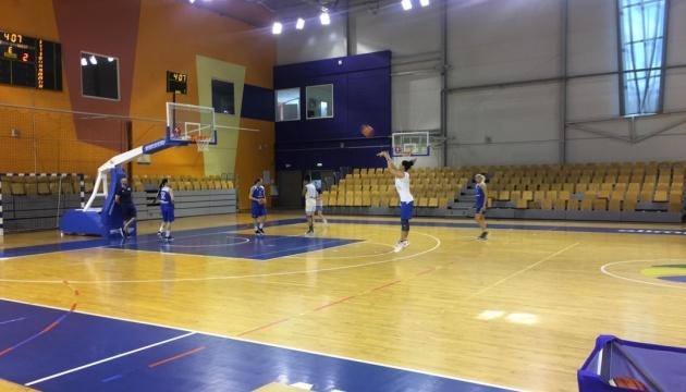 Жіноча збірна України з баскетболу зіграє контрольний матч з китаянками