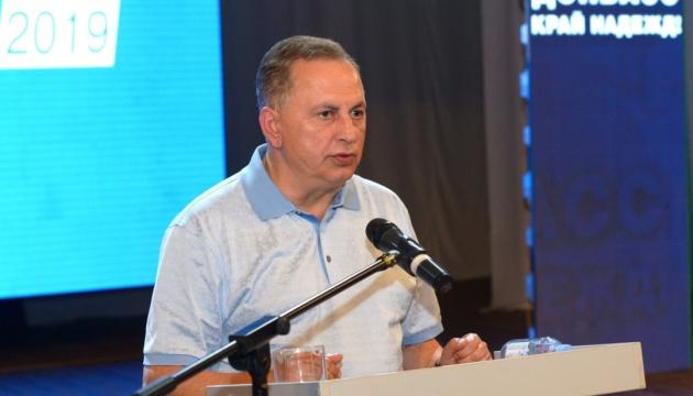 Колесников идет на парламентские выборы по 49-му округу Донецкой области