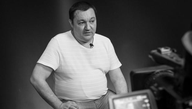 Прощание с Дмитрием Тымчуком состоится в субботу