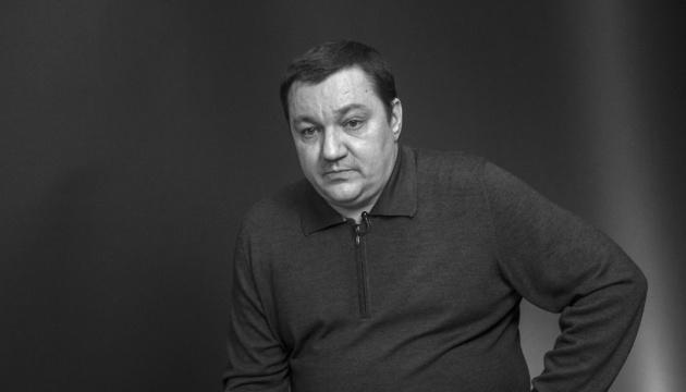 Deputowany Dmytro Tymczuk zmarł w Kijowie