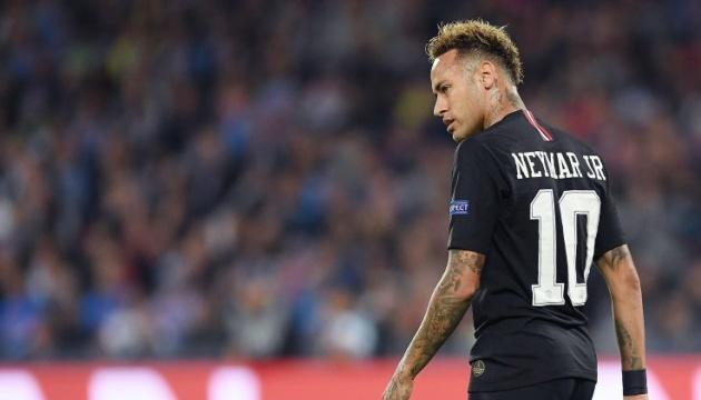 УЄФА залишив в силі дискваліфікацію Неймара після апеляції