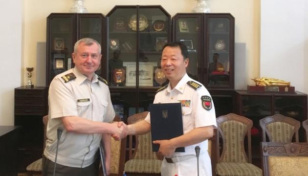 Україна та КНР співпрацюватимуть у галузі військової освіти та науки