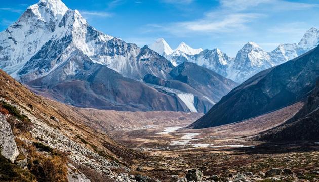 Льодовики в Гімалаях почали танути удвічі швидше
