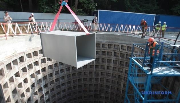 Метро на Виноградар будують за графіком - головний інженер
