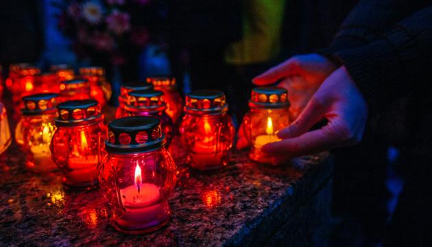 У Чернігові 8 квітня — день жалоби за загиблим на Донеччині військовим