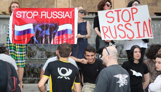 Грузия никогда не смирится с российской оккупацией — премьер-министр