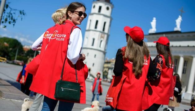 У Вільнюсі пропонують екскурсії від місцевих жителів