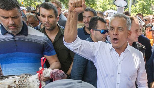 Далеко ли убежал молдавский олигарх Плахотнюк?