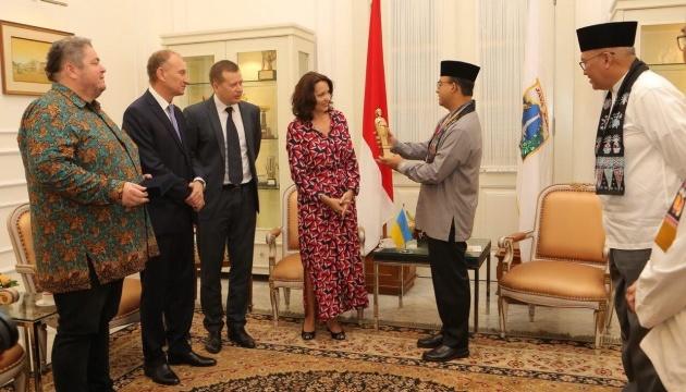 В Індонезії відкриють пам'ятник Анні Ярославні