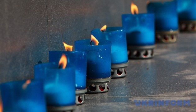 Day of Sorrow and Remembrance of Victims of War marked in Ukraine