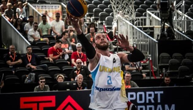 Мужская сборная Украины по баскетболу 3х3 сегодня сыграет с Латвией на чемпионате мира