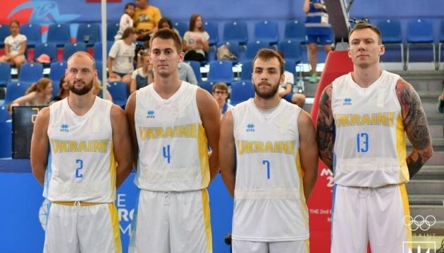 Jugadores ucranianos de baloncesto 3x3 vencen a los italianos