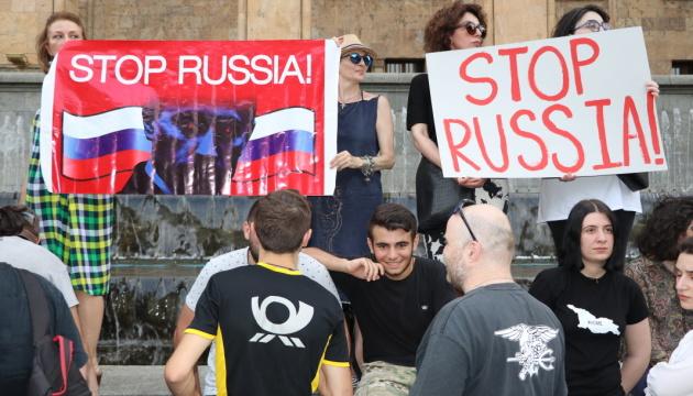 Грузинська криза літа 2019-го: насправді, Росія вже не здатна виграти