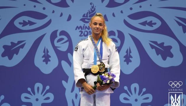 Чемпионка Европейских игр Белодед: Настраивалась лишь на золотую медаль