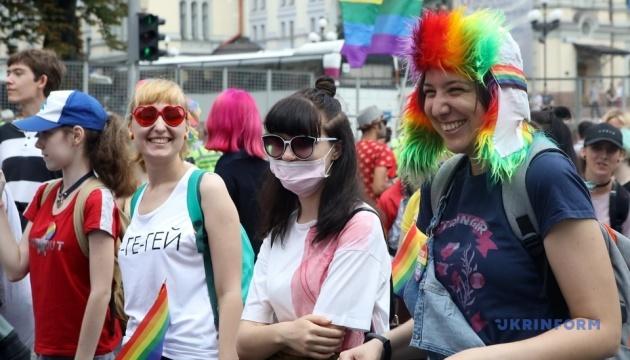 В полиции насчитали три тысячи участников Марша равенства