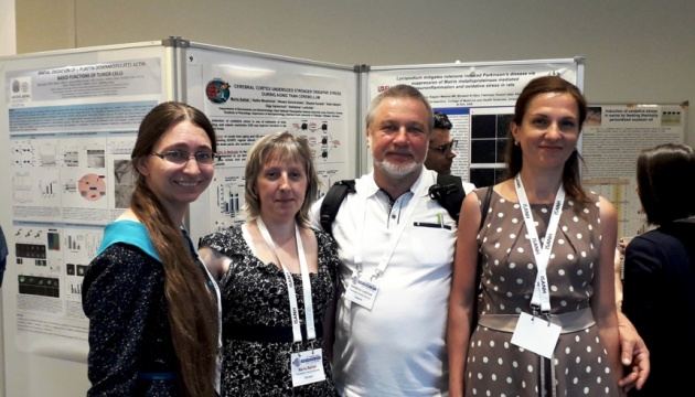 Прикарпатські біохіміки взяли участь у міжнародній конференції у Франції