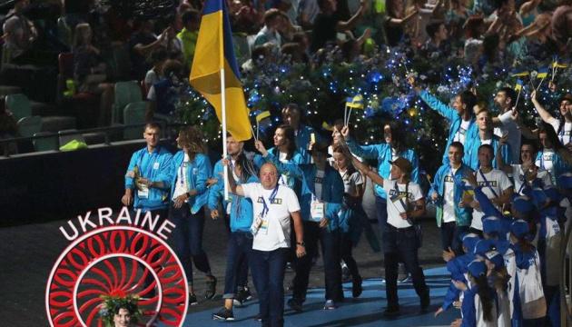 Жданов назвав суми призових для українських спортсменів на Євроіграх-2019
