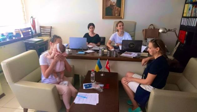 В Ізмірі провели виїзне консульське обслуговування громадян України