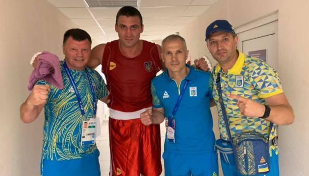 Український боксер Вихрист вийшов до 1/4 фіналу Європейських ігор-2019