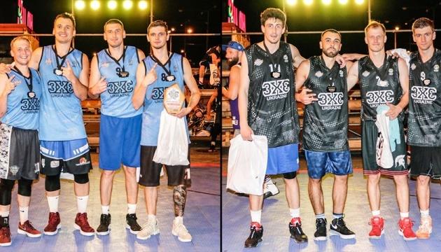 Баскетбол 3х3: у Дніпрі відбувся турнір Dnipro Streetball Cup