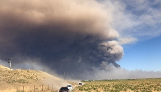 У Казахстані повідомили про другого загиблого внаслідок вибухів на арсеналі