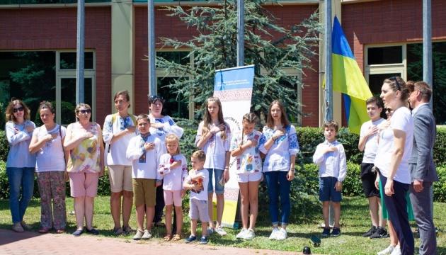 У Стамбулі відкрився український дитячий літній табір «Барвінок»