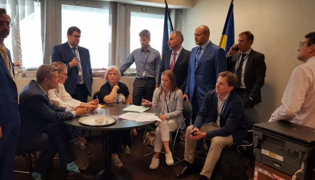 Украинская делегация приостанавливает участие в ПАСЕ