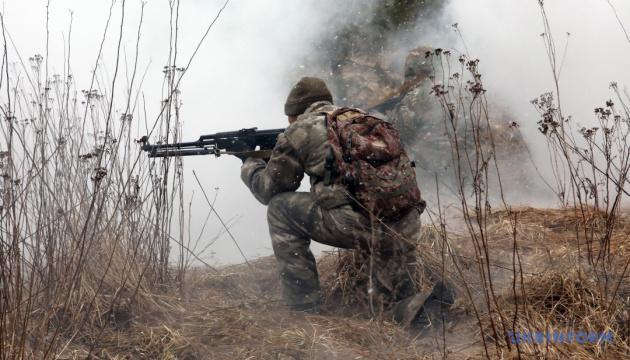 На Донбассе - четыре обстрела с начала суток, ранены двое бойцов