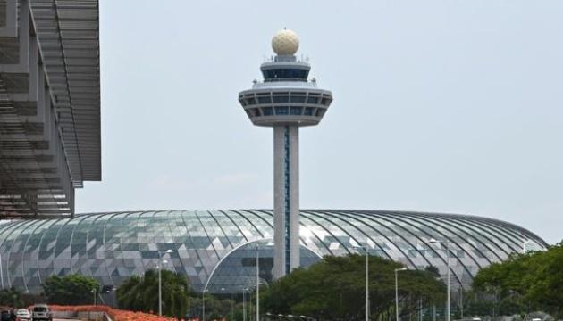 В аеропорту Сінгапура дрон збив графік польотів – вдруге за тиждень