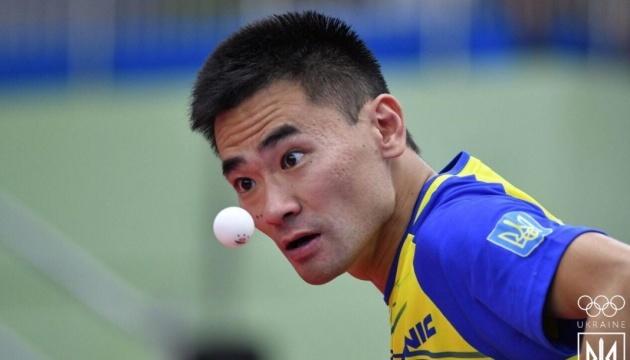 Представник України вийшов до півфіналу турніру з настільного тенісу Мінська-2019
