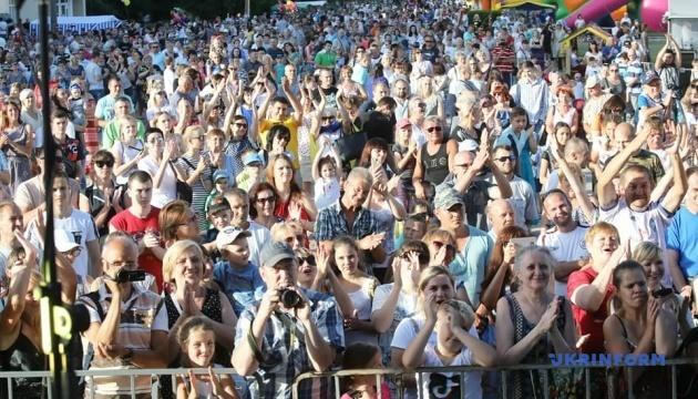 В Шостке прошел фестиваль