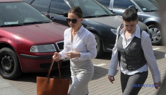 Сестри Савченко йдуть у Раду від Донеччини