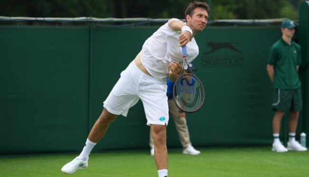 Стаховський зіграє в парному чвертьфіналі тенісного турніру в Ньюпорті