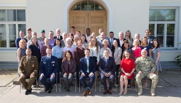 Українські військові медики взяли участь в міжнародному військовому реабілітаційному симпозіумі в Естонії