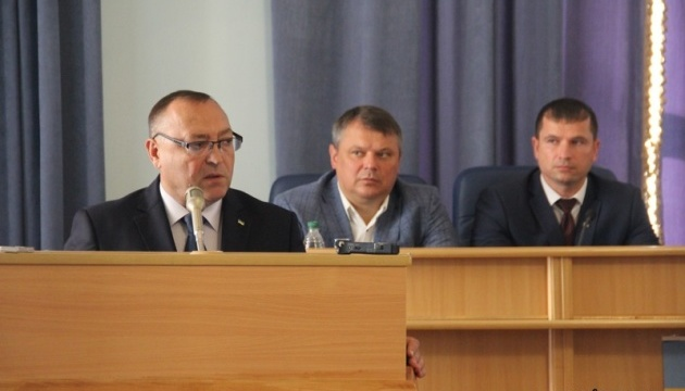 Вінницька облрада схвалили звіт голови ОДА Валерія Коровія