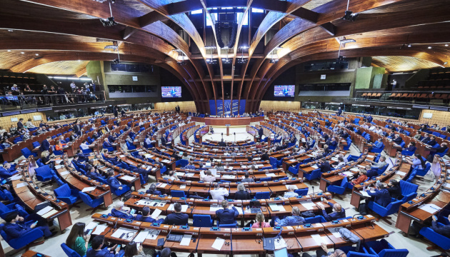 Ukraine at PACE manages to challenge powers of Russian delegation