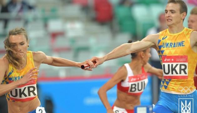 Українські легкоатлети вийшли у фінал Європейських ігор
