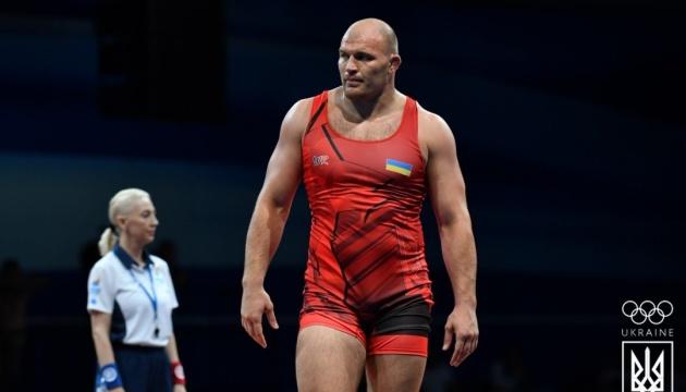Український борець Хоцянівський виграв «бронзу» на Європейських іграх