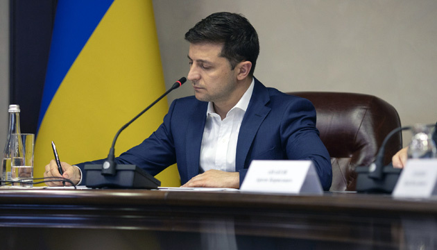 Ukrainian president signs decree on fight against raider attacks