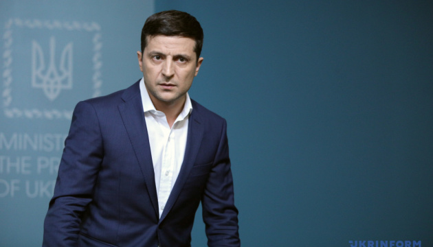 Zelensky calls on Putin to release Ukrainian seamen