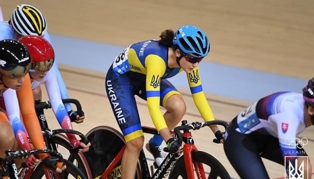 Ганна Соловей стала чемпіонкою II Європейських ігор з велоспорту на треку