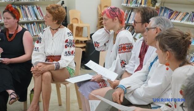 У Нью-Йорку провели майстер-клас з українського співу