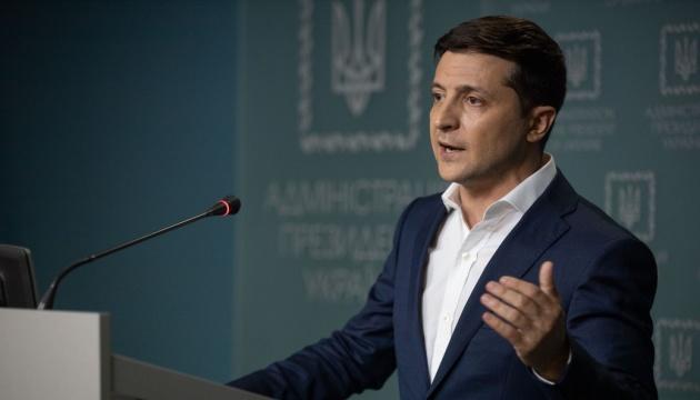 Zelensky urges Verkhovna Rada to immediately consider dismissal of Lutsenko and Klimkin