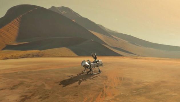 NASA відправить космічний апарат на супутник Сатурна