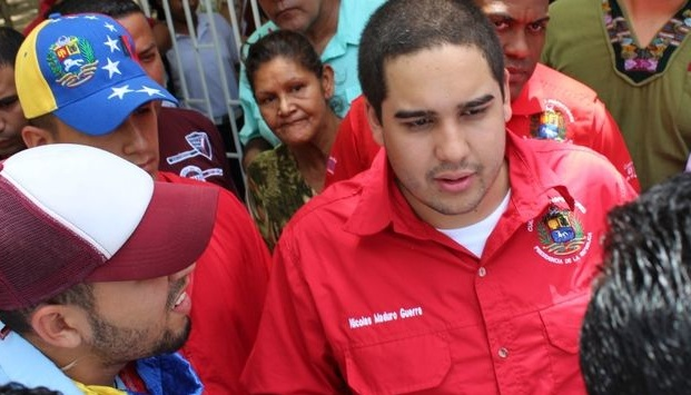 США запровадили санкції проти сина Мадуро