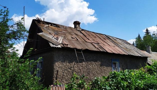 На Донеччині відновили 140 будинків, пошкоджених окупантами  РФ
