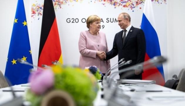 Питання тільки коли: Путін заявляє, що готовий до