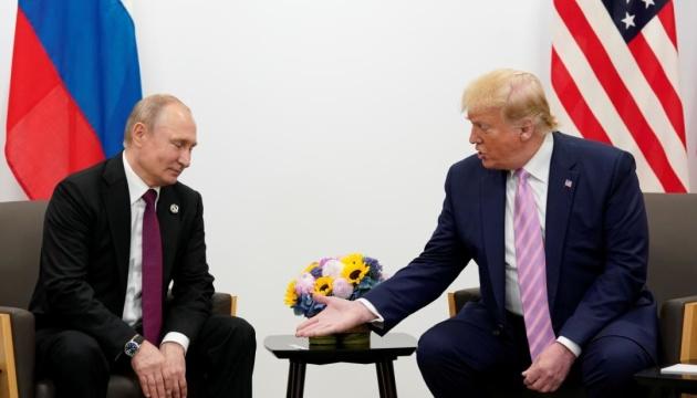 Трамп і Путін поговорили про нову ядерну угоду